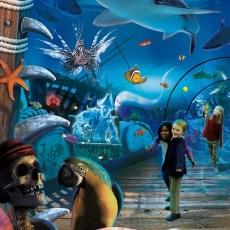 Aquarium Alton towers
