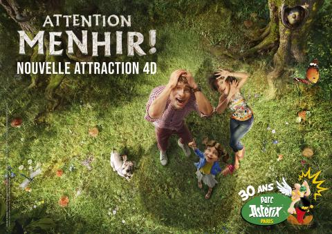 attention menhir 2019 parc asterix