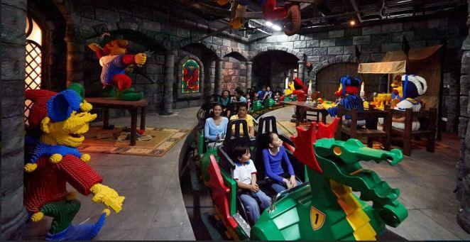 legoland dubai attractions