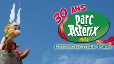 parc asterix 30 ans