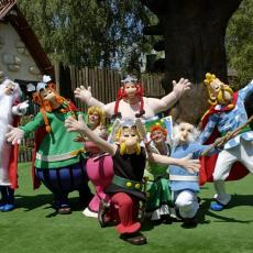 le village asterix