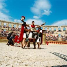 spectacle centurion romain