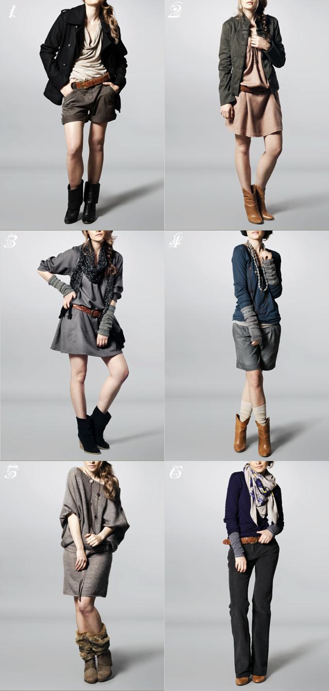Extrait de collection Ekyog automne / hiver 2010-2011