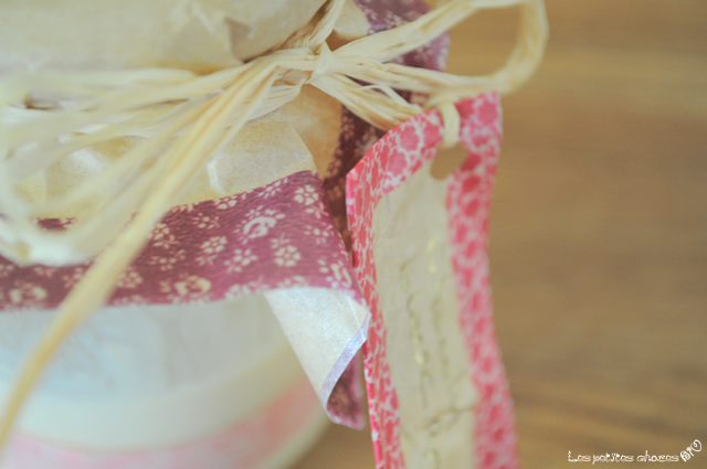 Pâte à tartiner chocolat blanc rooibos