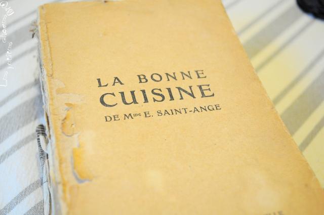 Livre ancien la bonne cuisine de mme saint ange - La cuisine de madame saint ange ...