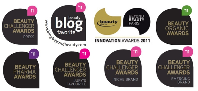Beyond Beauty awards