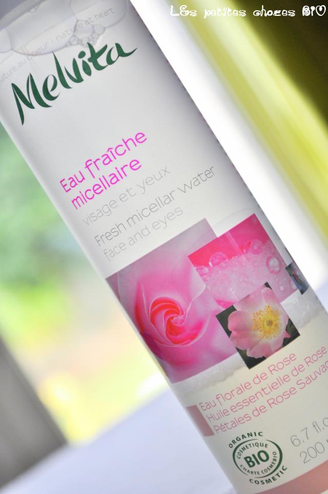 eau micellaire Melvita
