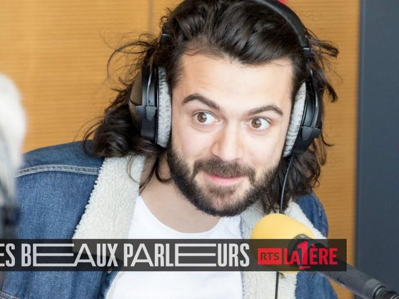 Charles Nouveau dans les beaux parleurs - RTS
