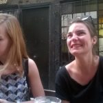 Alexandra Bialy et Alexandra Pizzagali au Cactus Comedy