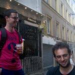 Nadim et Félix Djhan au Cactus Comedy