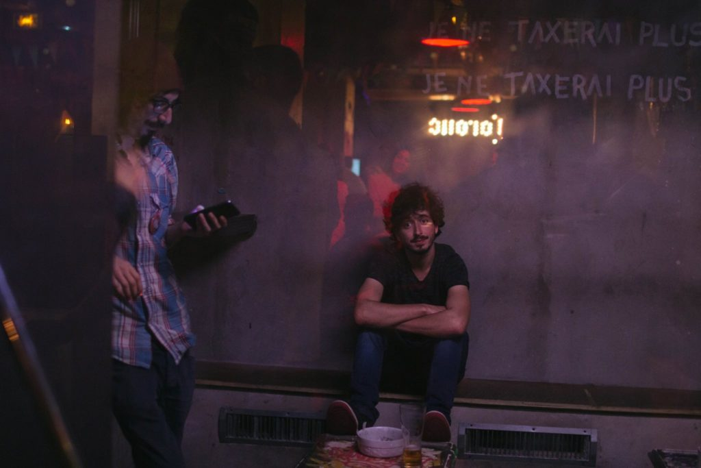 Joseph Roussin et Rémi Boyes au One More Joke