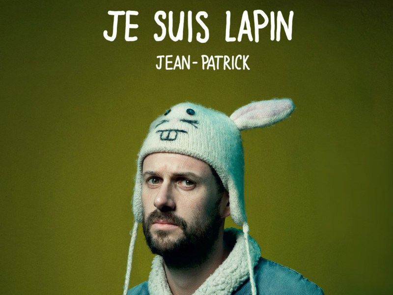 Jean-Patrick, je suis lapin : spectacle stand-up