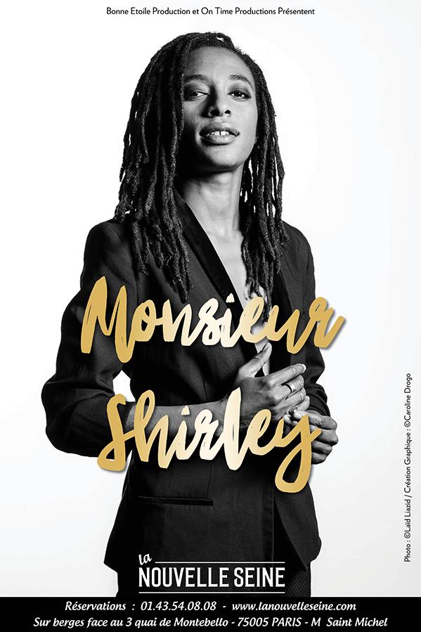 Shirley Souagnon en spectacle à la Nouvelle Seine