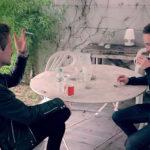 Louis Dubourg et Adrien Arnoux dans le 1er podcast Un café au lot7
