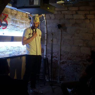 Monter sur scène : Jean-Patrick au 33 Comedy
