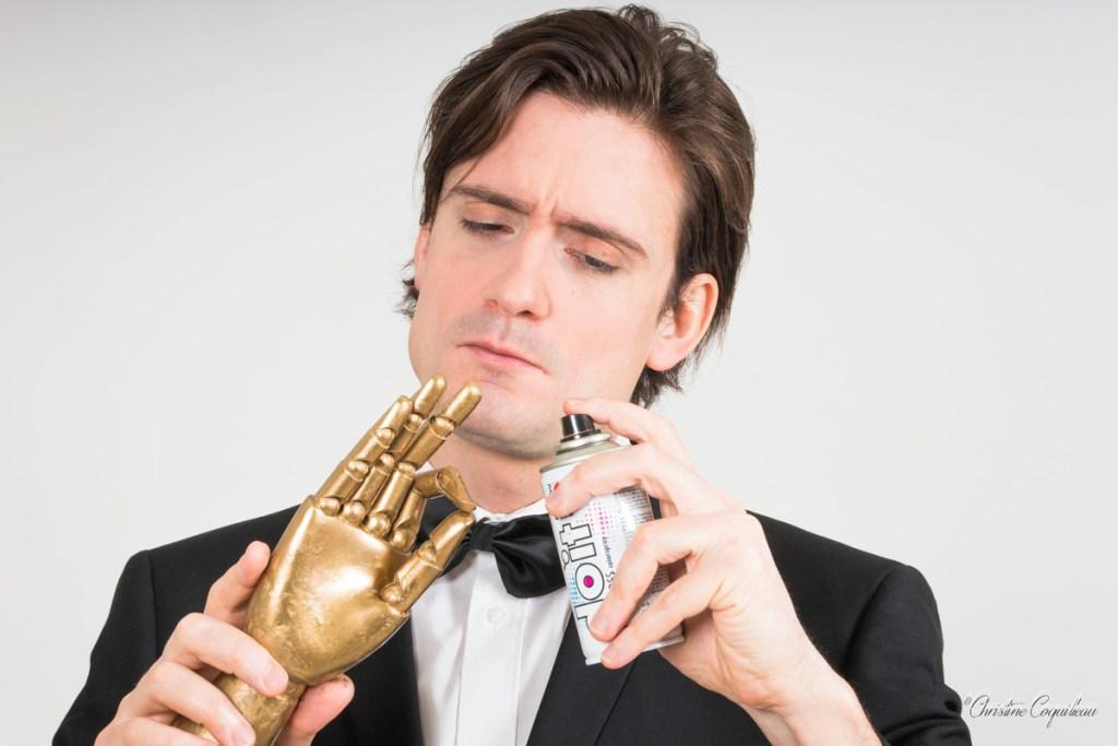 Les Talents d'Or : Florent Mathey en spectacle au Théâtre la Cible