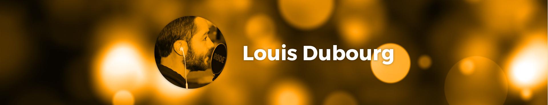 Louis Dubourg, artiste Le Spot du Rire