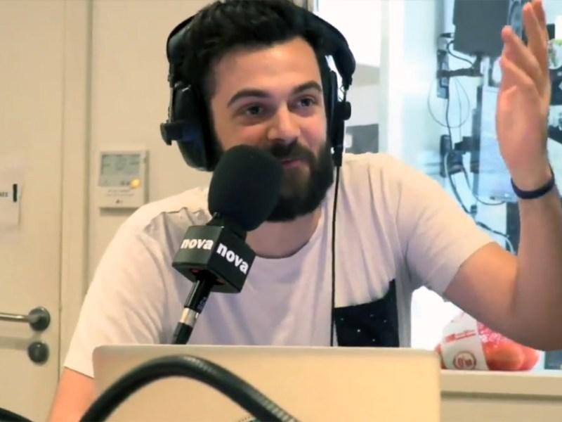 En attendant France Inter : les chroniques de Charles Nouveau sur Radio Nova