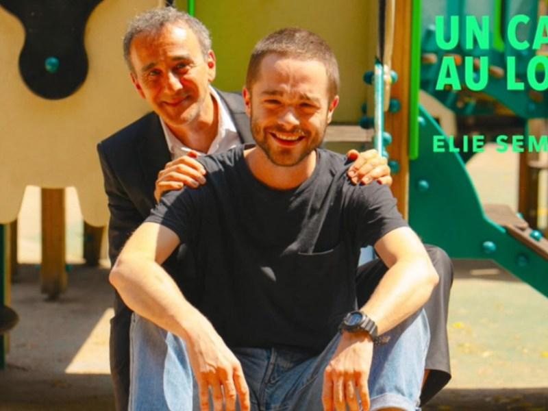 Elie Semoun et Louis Dubourg parlent de stand-up