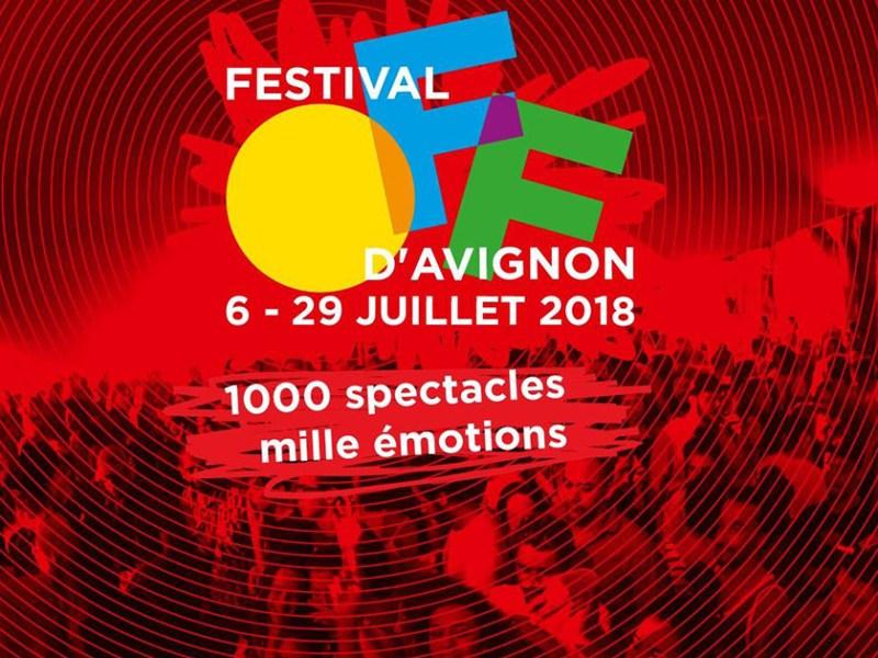 Festival d'Avignon 2018 : du 6 au 29 juillet