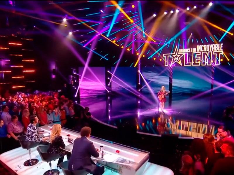 Laura Laune - La France a un incroyable talent