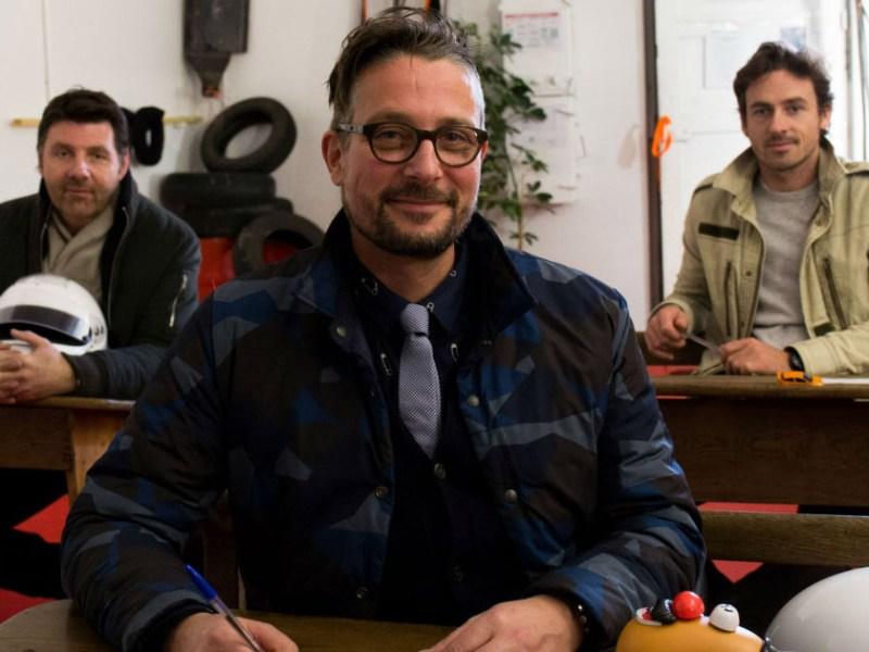 Top Gear France : l'équipe de l'émission sur RMC Découverte