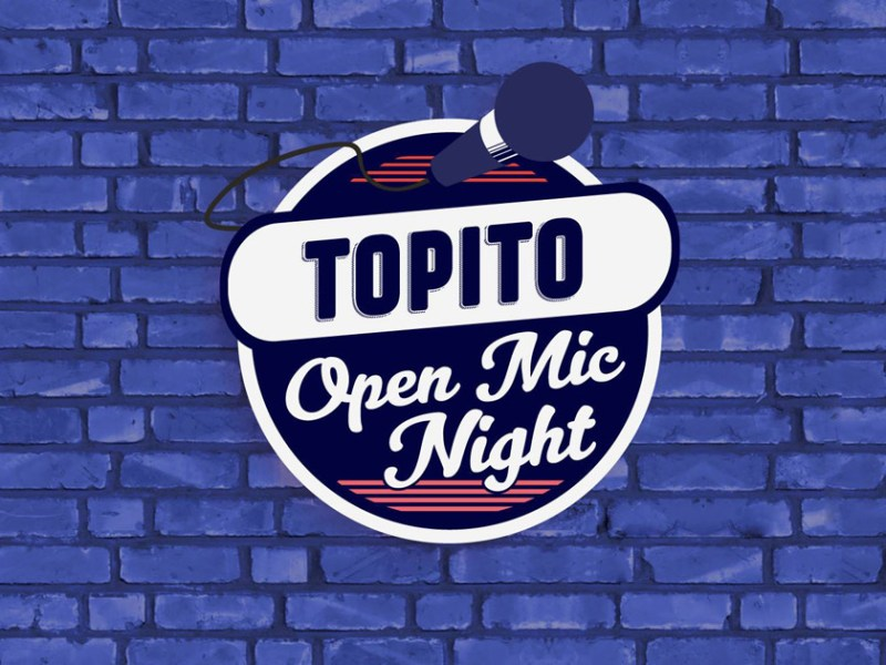 Topito Open Mic Night : la scène ouverte du Debout Paris Festival