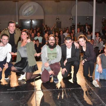 Le Fada Comedy Club à l'Omega Live de Toulon, un des plateaux du sud-est de la France