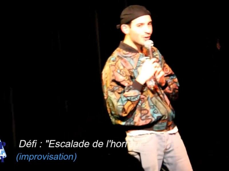 Nouveaux plateaux d'humour : le Cap ou pas cap Comedy