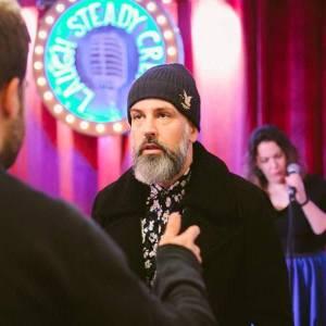 Pierre DuDza, portrait de l'humoriste et du résident du Laugh Steady Crew