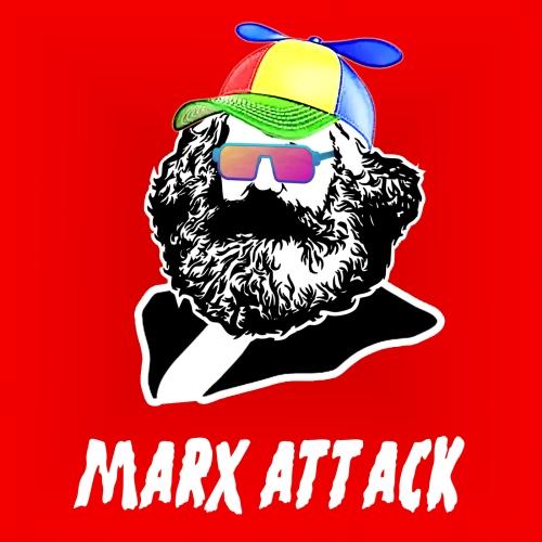 Marx Attack, le podcast de Lucie Carbone et Lona Jackson, produit par Arezki Chougar