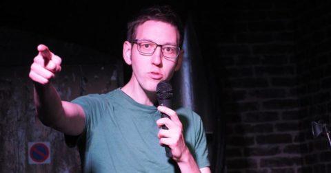 Bobbin, découverte humour et stand-up du spot du rire
