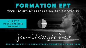 Formation Technique de liberations des émotions EFT - Toulouse @ Centre Eloha