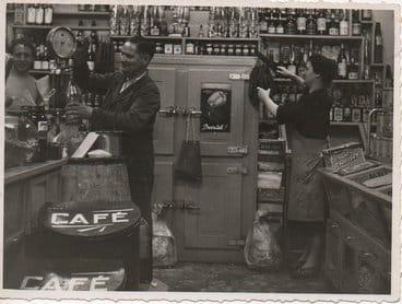 Photo de la première boutique de Roubaix