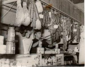 Photo prise au marché de Wazemme
