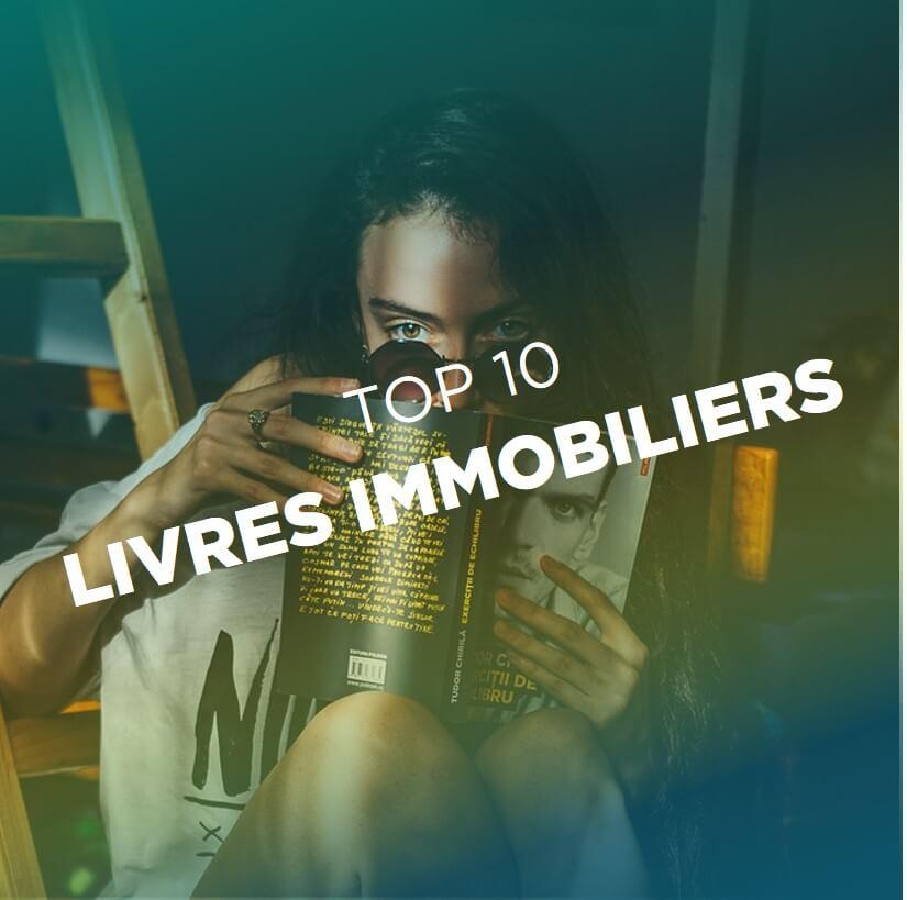 Les pros de limmo – TOP 10 livre immobilier
