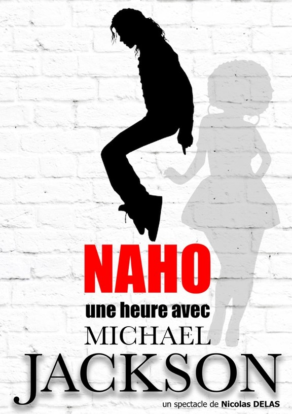 Naho dans «Une heure avec Mickael Jackson»