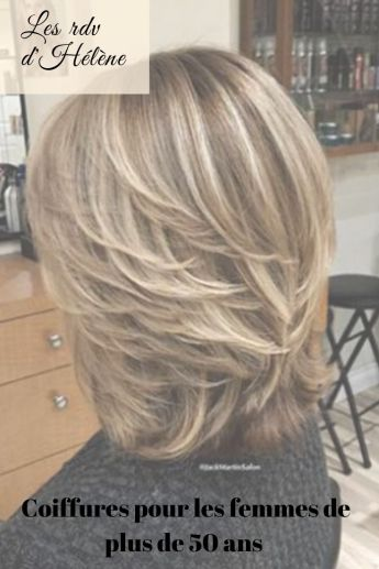 coiffures pour les femmes de plus de 50 ans - les rendez