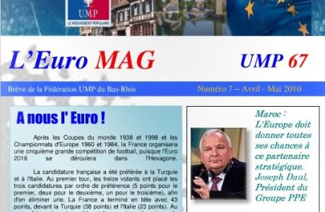 L'Euro Mag, N°7