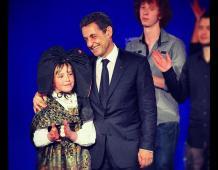 Mobilisation de la Première Circonscription de Strasbourg pour soutenir Nicolas Sarkozy
