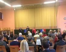 Compte-rendu de la conférence «L'Ecole, une ambition à partager» avec le député Patrick HETZEL
