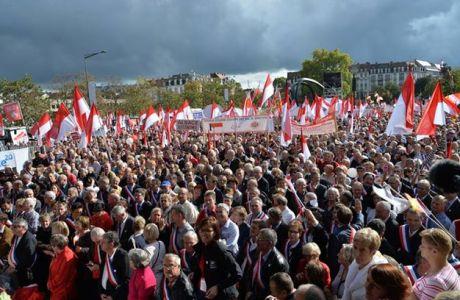 Tous à Paris le mardi 25 novembre !  Défendons l'Alsace devant l'Assemblée Nationale !