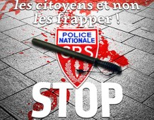 Face la provocation de la CGT, les Républicains du Bas-Rhin solidaires des forces de l'ordre.