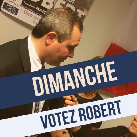 Dimanche Votez ROBERT