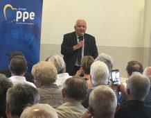EN IMAGES – Echanges sur l'actualité européenne avec Joseph DAUL – 29 mai 2018 – LA WANTZENAU