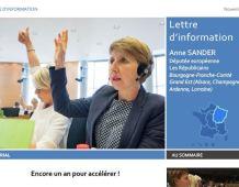 Lettre d'information d'Anne SANDER, député européen – Novembre 2018