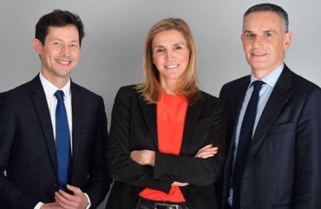 Un trio pour mener la nouvelle droite aux élections européennes