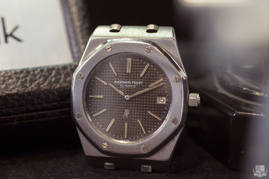 Audemars Piguet - Royal Oak Jumbo Marron Serie A 1972