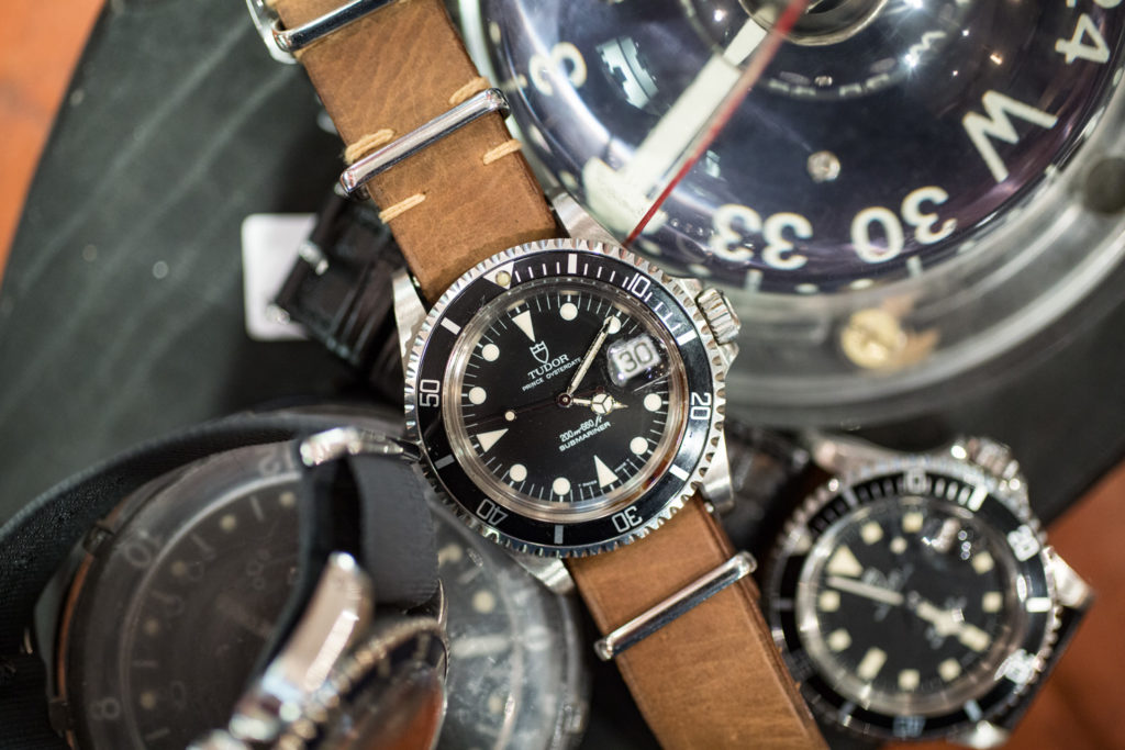Tudor Prince Oysterdate - Submariner Date
