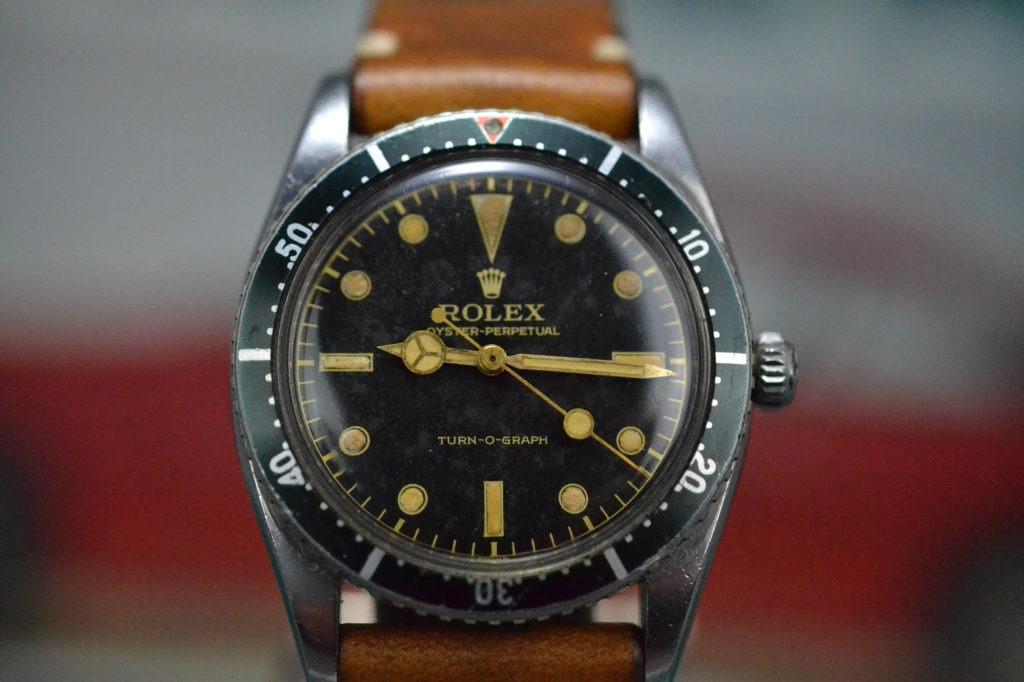 Rolex 6202 Turn-O-Graph